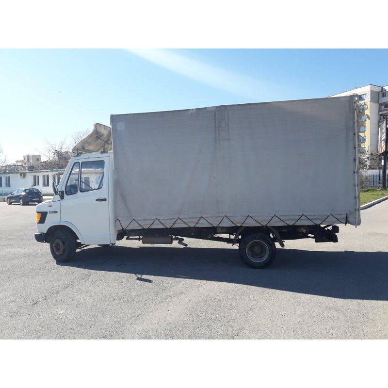 Транспортни  услуги от Варна към страната с камион бордови с бризент От transport varna