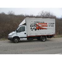 Транспортни услуги  за Варна с камион бордови с бризент и падащ борд От transport varna